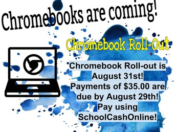 Chromebooks are coming!