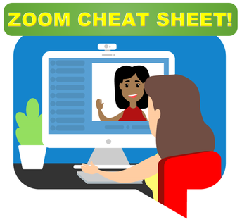 Zoom Cheat Sheet for Conferences