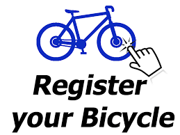 REGISTER YOUR STUDENT'S BIKE WITH OFFICER ANNE