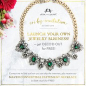 Necklaces, bonuses, credits....oh my!