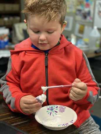 2nd Graders Stem Project