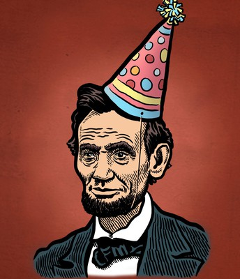 Lincoln's Birthday!