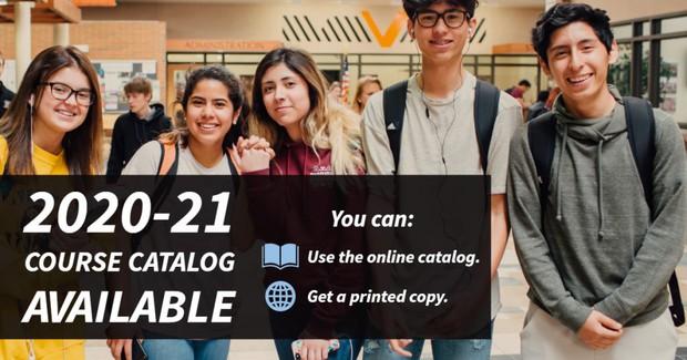 Course Catalog promo image
