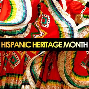Celebrating Hispanic Heritage Month/Celebrando el Mes de la Herencia Hispana