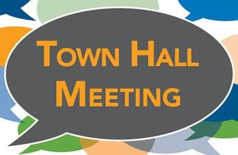 Parent Town Hall Meeting: 2/3 💻
