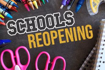 HSE Parent Update Regarding Reopening!