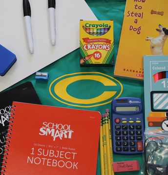 At-Home Learning Kits For CIS!