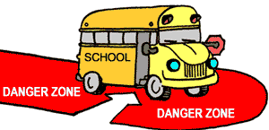 Bus Safety Information from EICS Transportation Department