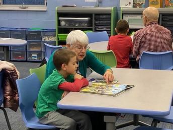 Senior readers