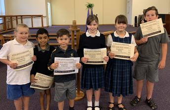 Our MERCY AWARD Winners