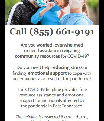 Have you been affected by COVID-19?