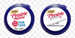 Prairie Farms Milk Lids