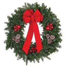 Christmas Wreath Orders and Delivery