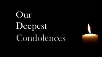 Condolences to Neblett Elementary