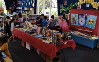 Book fair fun 2020