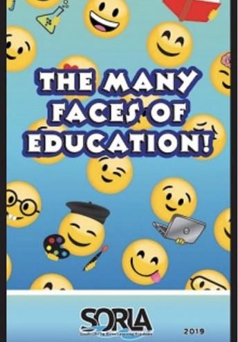 SORLA 2019:  The Many Faces of Education