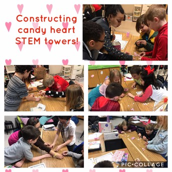 STEM Valentine Fun!