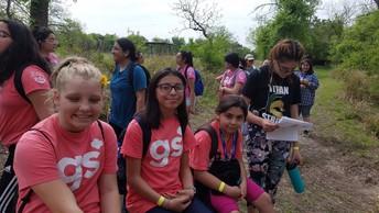 SWISD Gamma Sigma Girls & Pearls