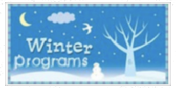 REMINDER - Winter Programs confirmation forms and payment due TOMORROW, January 16th!