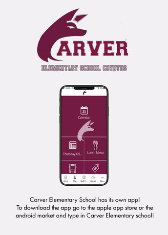 Remember to download our School APP.  We use it to send quick reminders as well as to keep you updated with many other important notices.