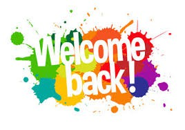 Welcome Back CMSS Family!