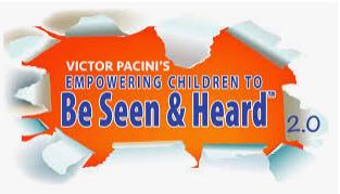 Be Seen Be Heard Grade Level Presentations