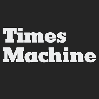The New York Times - TimesMachine Archives