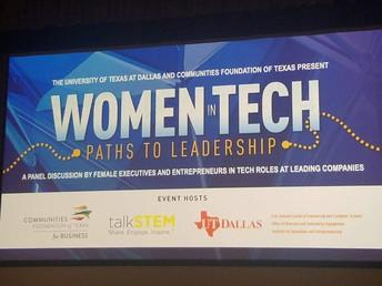 UT Dallas - Women in Tech
