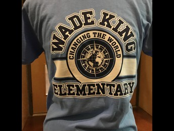 Wade King Spirit Wear - Orders Due by November 15th