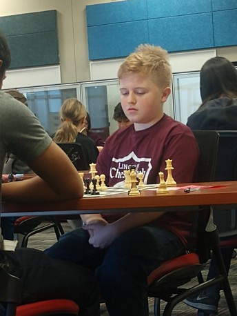 Lincoln Middle School Chess Team Ranks Nationally