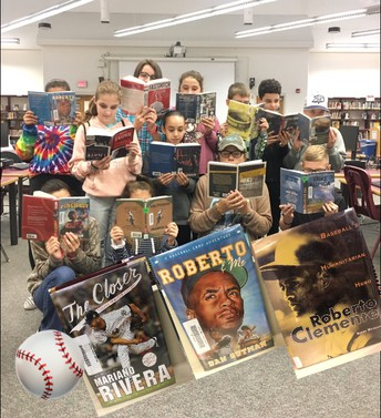 Hispanic Cultural Awareness - books about beisbol!