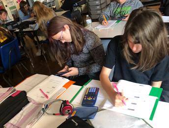 Exploring Ratio Tables Together