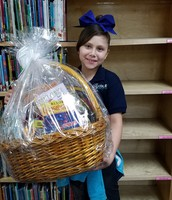 Scholastic Free Basket Give-Away