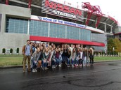 HHS DECA and FBLA Students