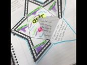ELA Interactive Notebook