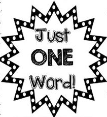 What's Your One Word 2018
