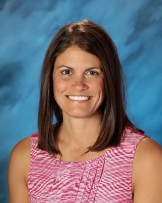 Mrs. Hoskins, Teacher Librarian