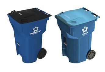 Republic trash services