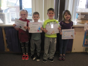 CRES Preschool Awards