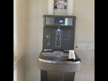 Water Fill Stations