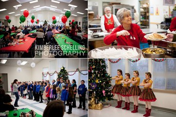 Anacortes Parks & Rec Breakfast with Santa
