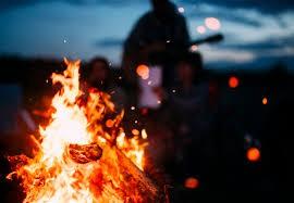 Fall Festival Bonfire