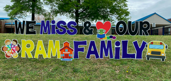 We are missing our students, families and teachers!