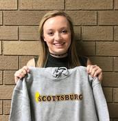 Emma Waskom-Student Athlete of the Month