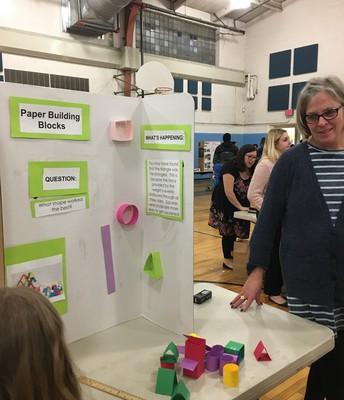 STEM Night and Ice Cream Social