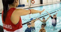 Grade 2 & 4 Swimming Lessons