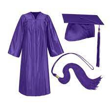 Seniors Cap and gown order
