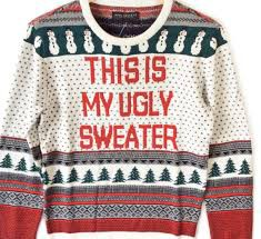 Ugly Sweater Day!