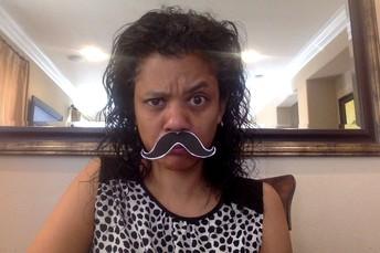 Mustache Spirit Week!