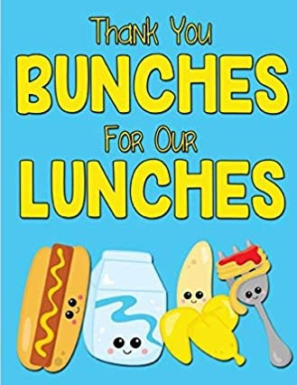 Our Summer Lunch Program Has Ended